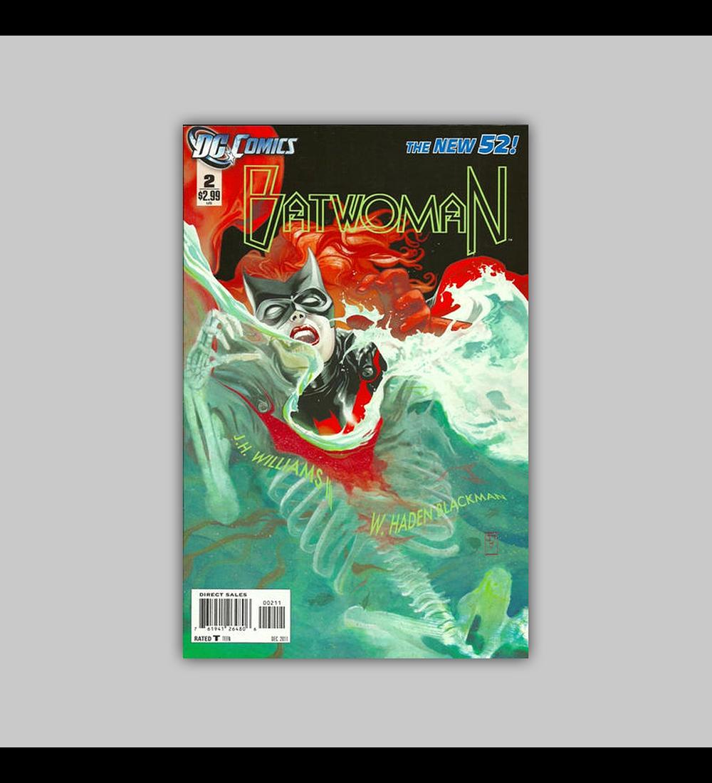 Batwoman 2 2011