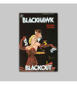 Blackhawk 3 VF (8.0) 1987