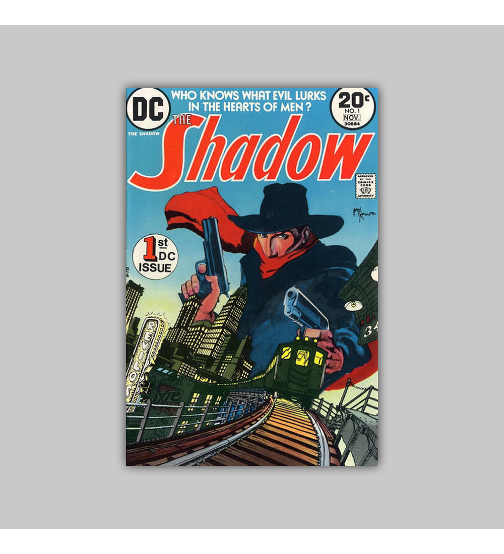The Shadow 1 VF/NM (9.0) 1973