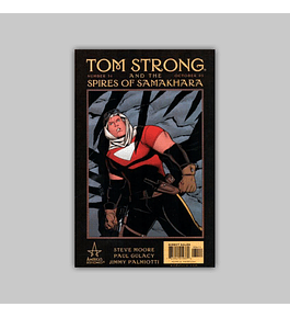 Tom Strong 34 2005