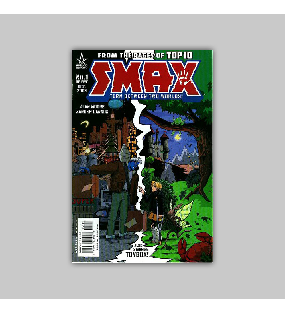 Smax 1 2003