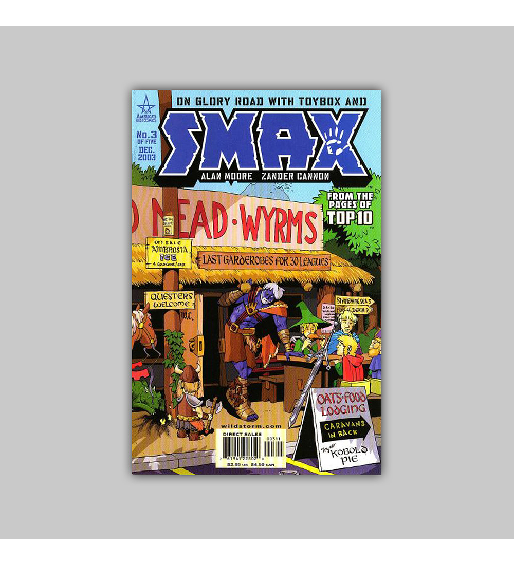 Smax 3 2003