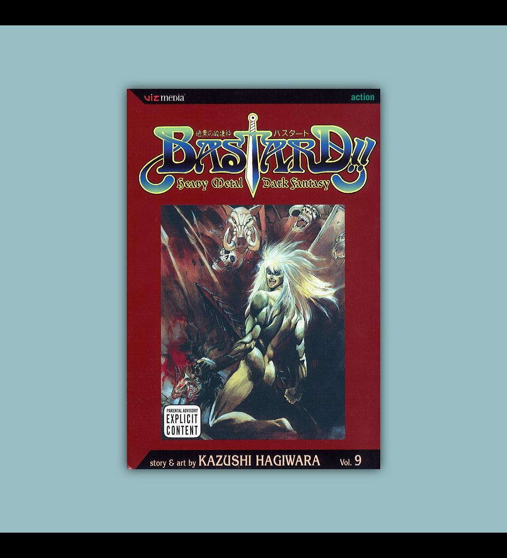 Bastard!! Vol. 09 2005