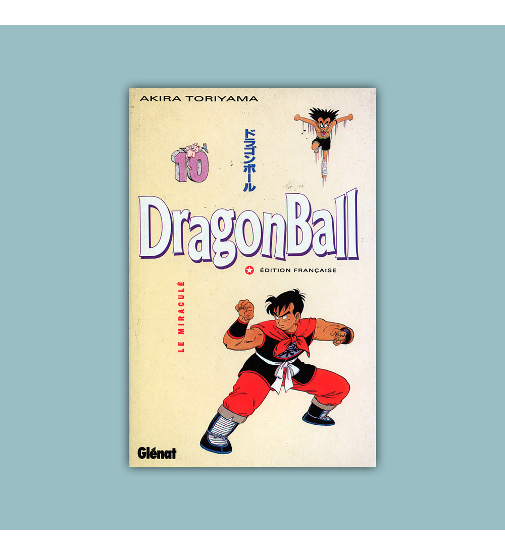 DragonBall Vol. 10