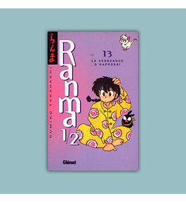 Ranma 1/2 Vol. 13: La Vengeance d'Happosaï 1997