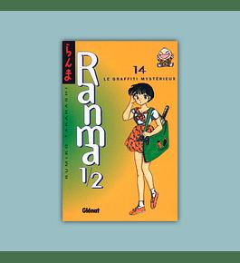 Ranma 1/2 Vol. 14: Le Graffiti Mystérieux 1997