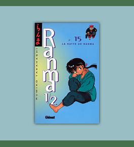 Ranma 1/2 Vol. 15: La Natte de Ranma 1998