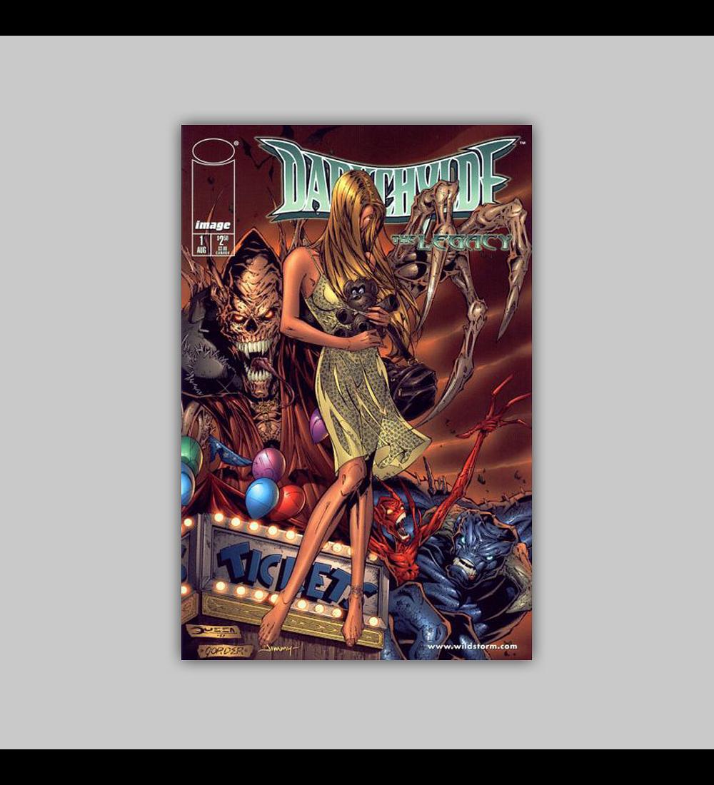 Darkchylde: The Legacy 1 1998