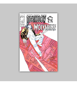 Deathblow and Wolverine 1 1996