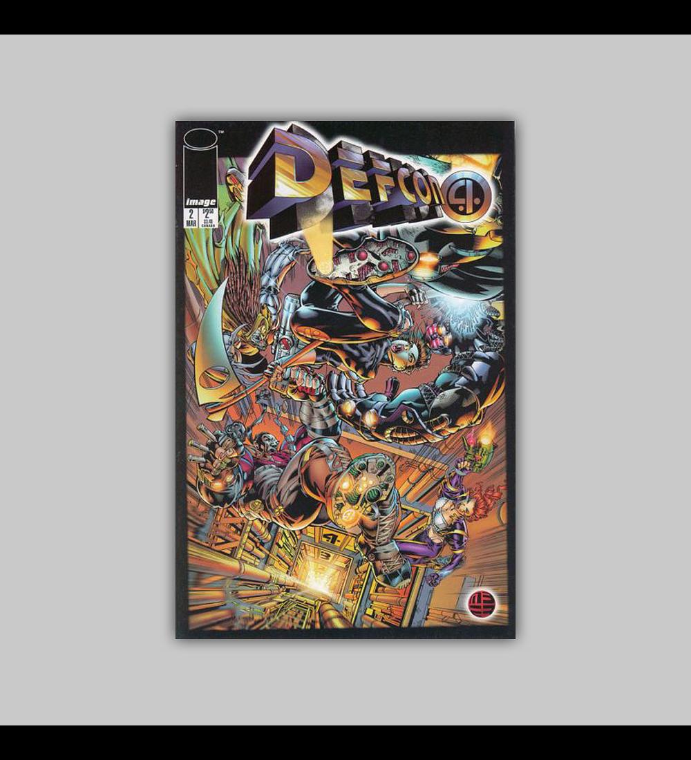 Defcon 4 2 1996