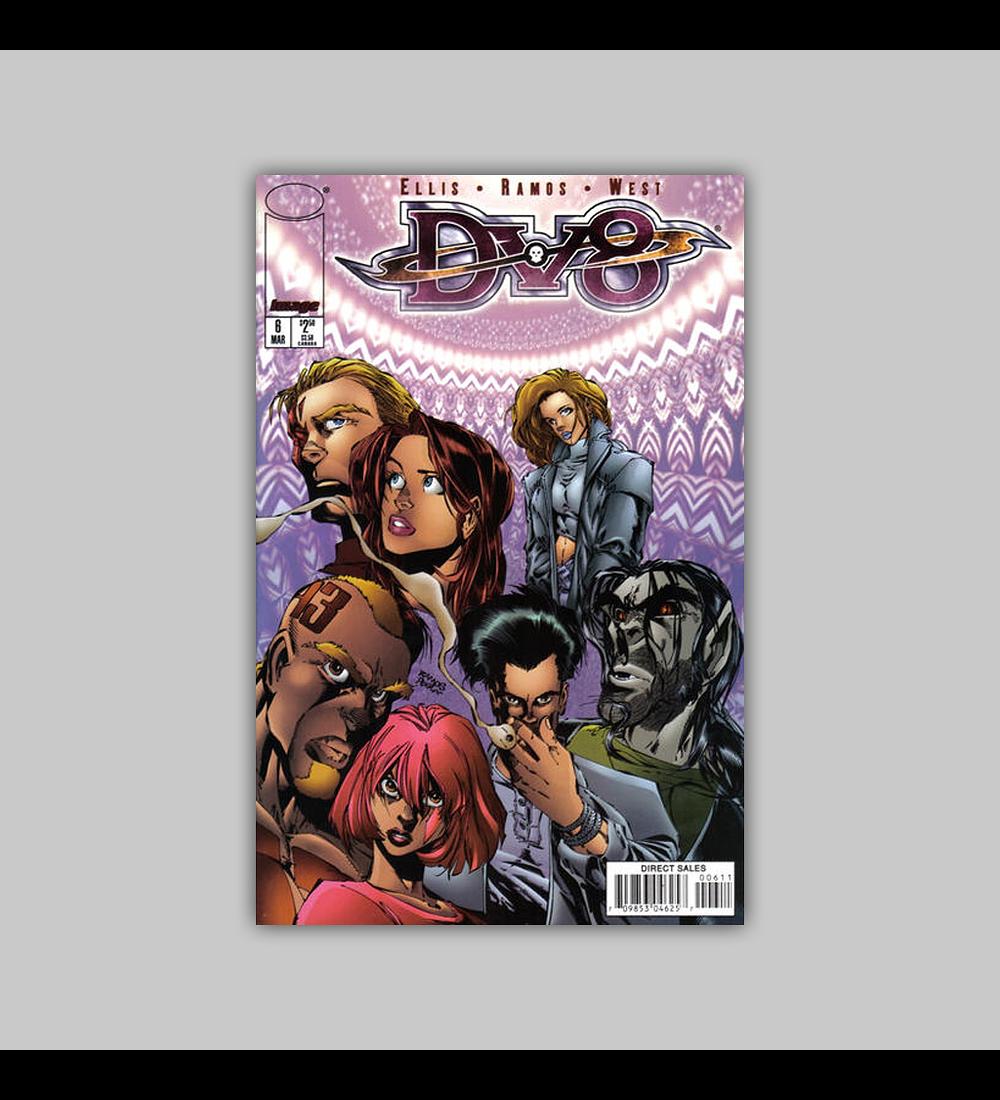 DV8 6 1997