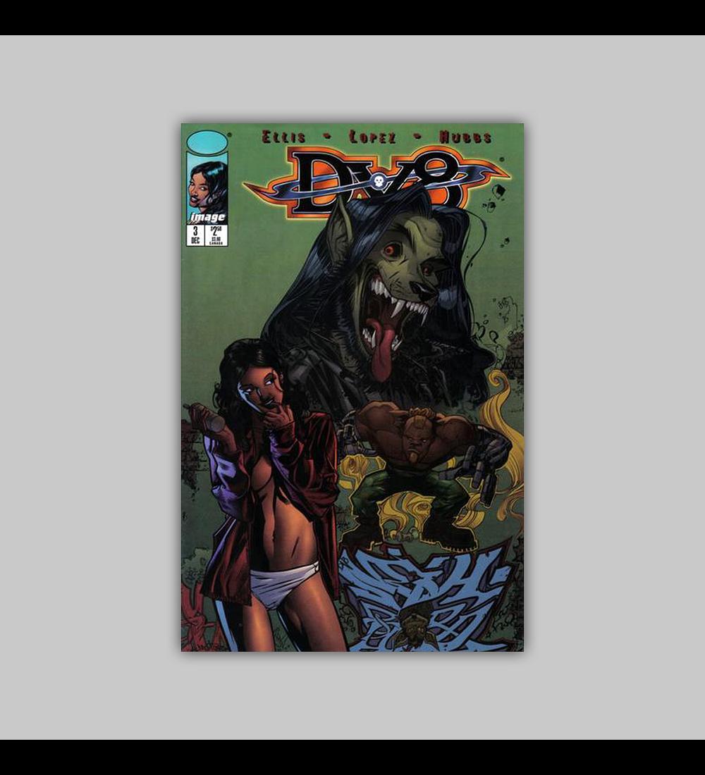 DV8 3 1996