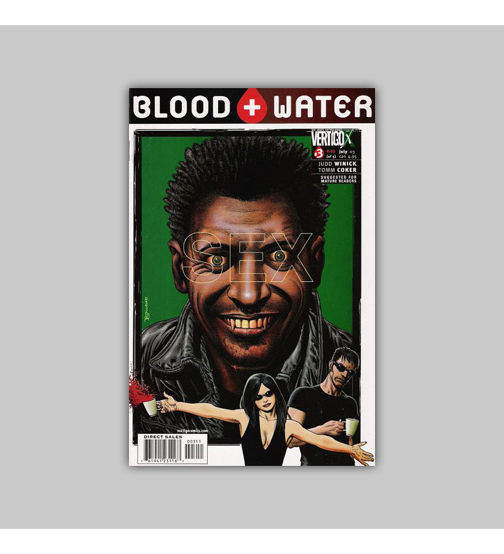 Blood and Water 3 2003