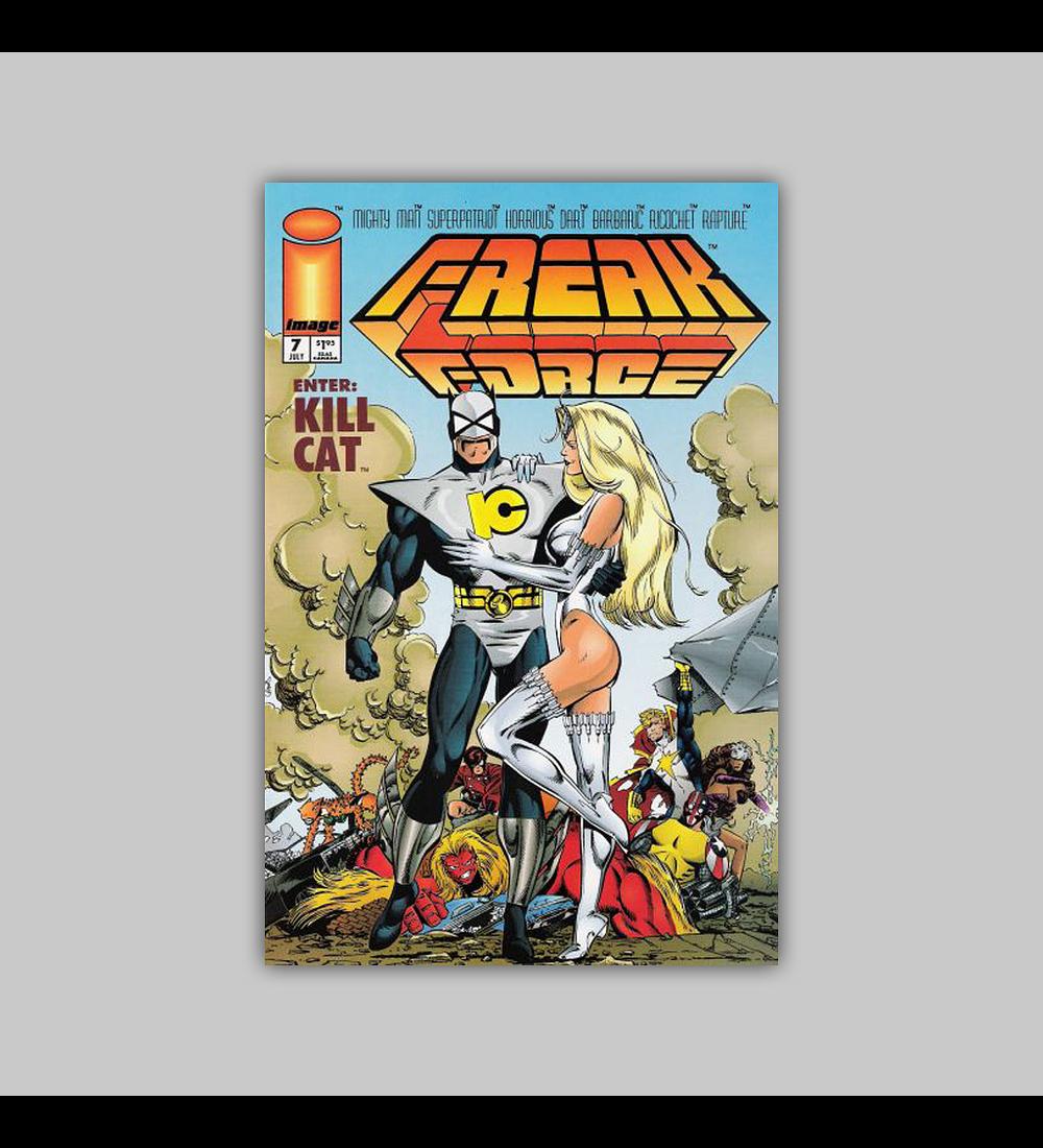 Freak Force 7 1994