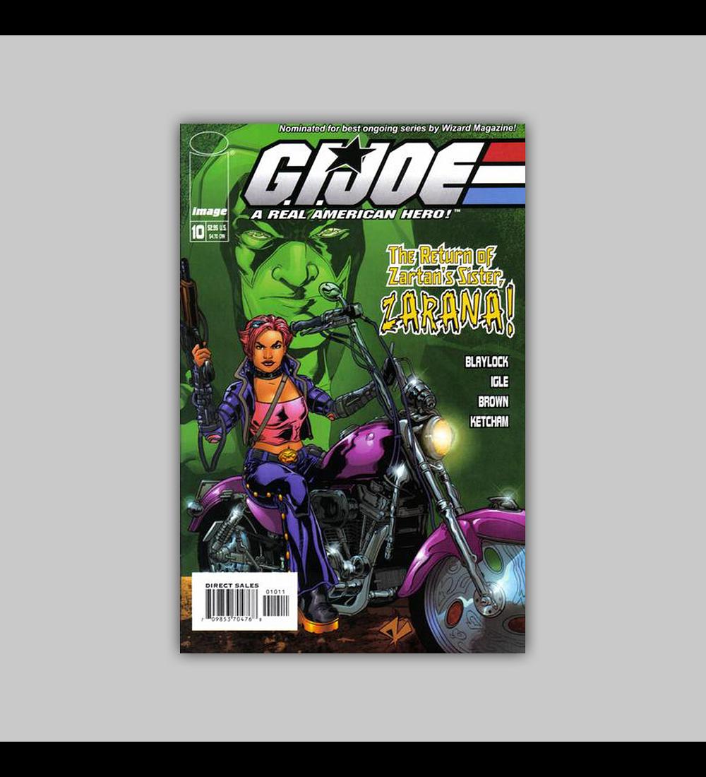 G. I. Joe 10 2002