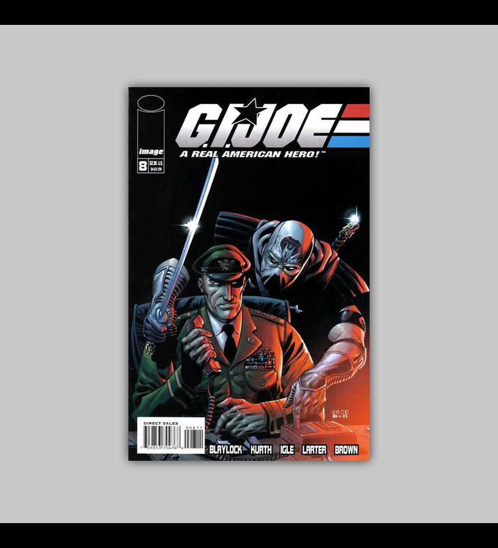 G. I. Joe 8 2002