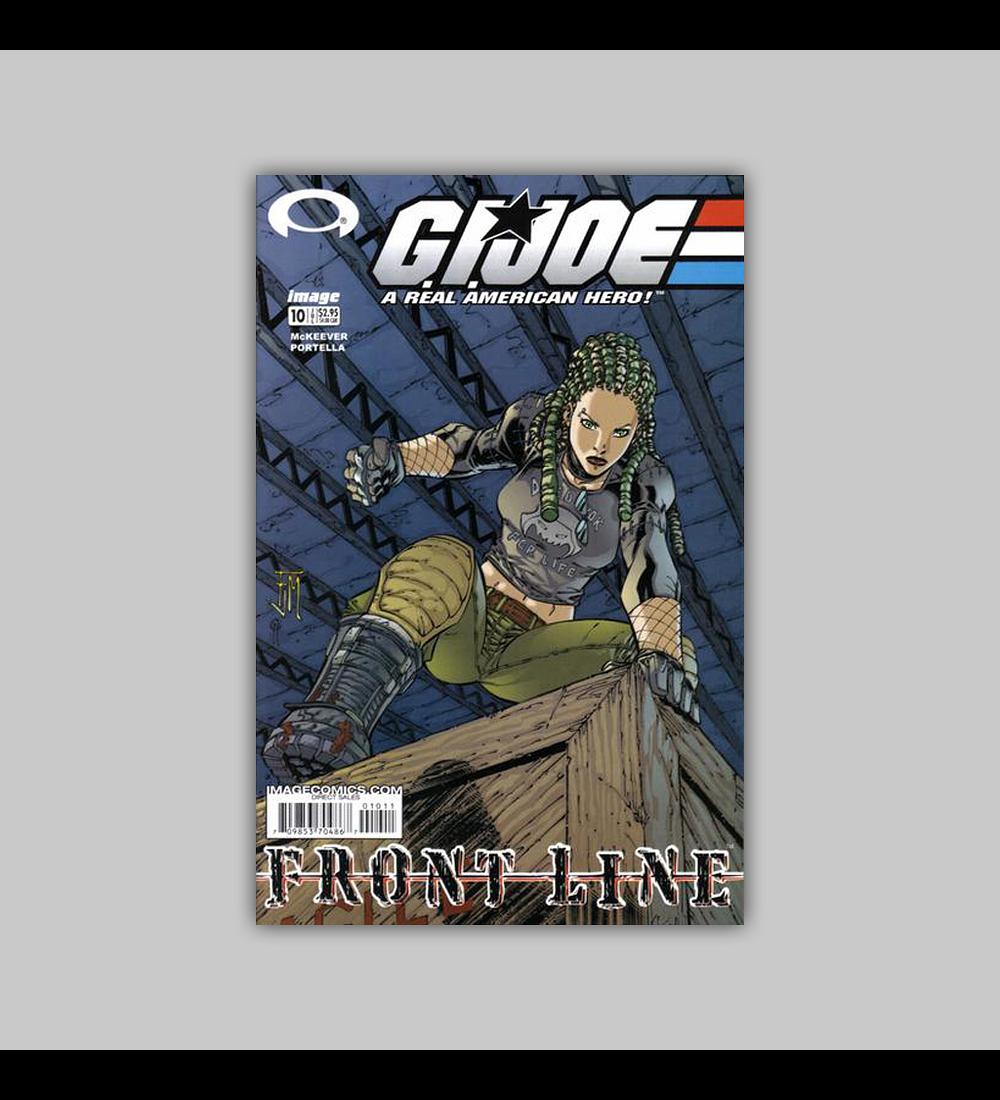 G. I. Joe: Frontline 10 2003