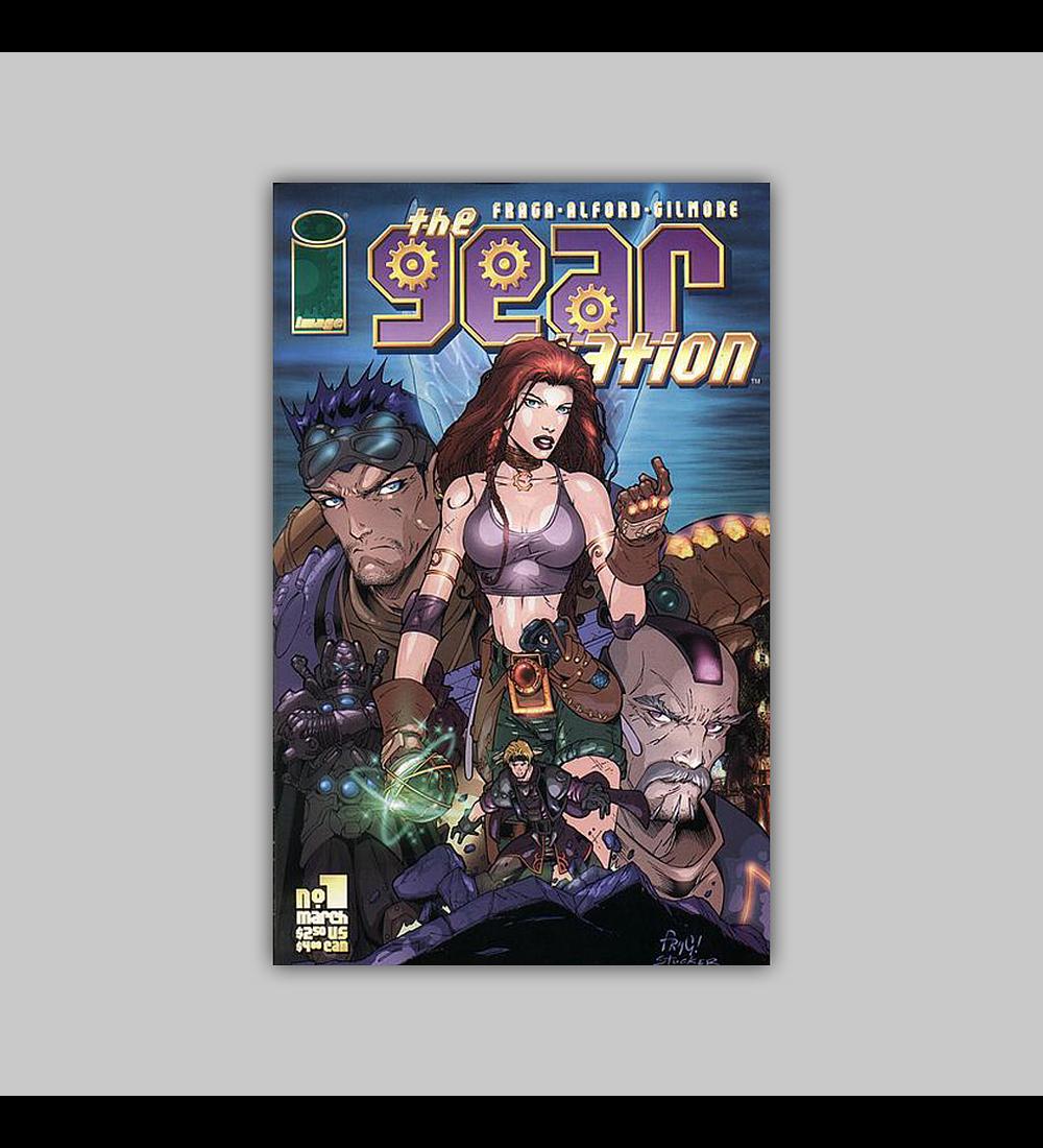 Gear Station 1 2000
