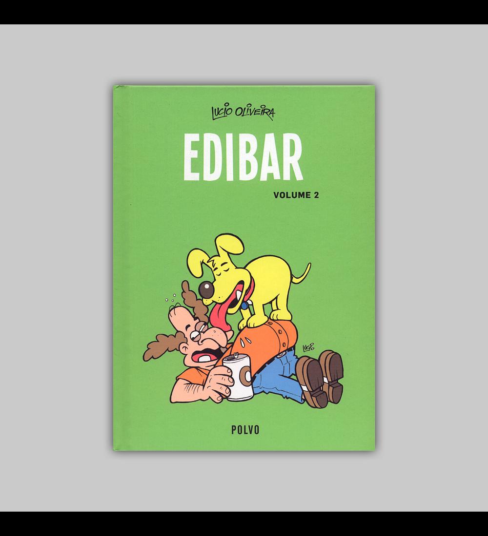 Edibar Vol. 02 HC 2019