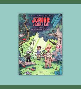 Junior, Joana e Cão Vol. 01: Um Mundo de Aventuras  2015