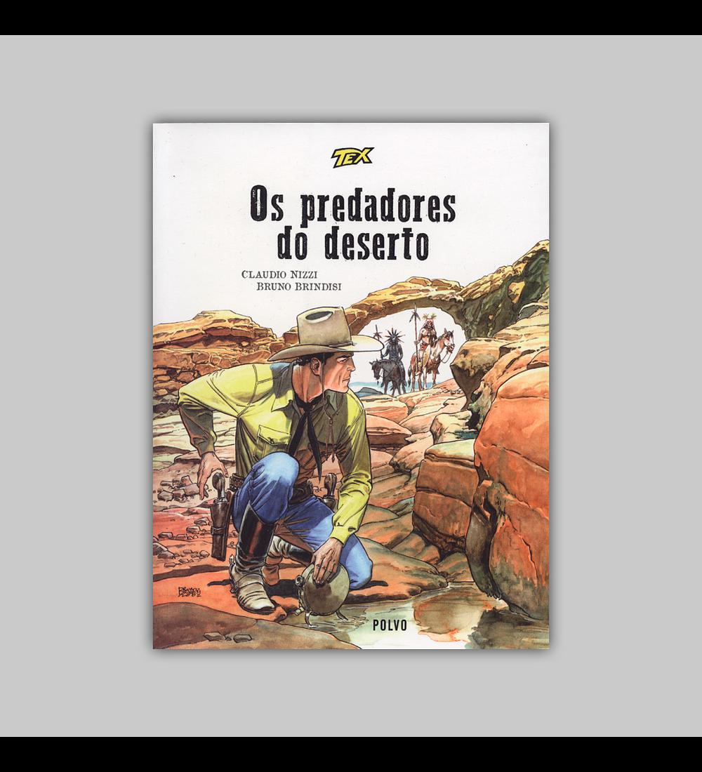Tex Vol. 06: Os Predadores do Deserto 2019