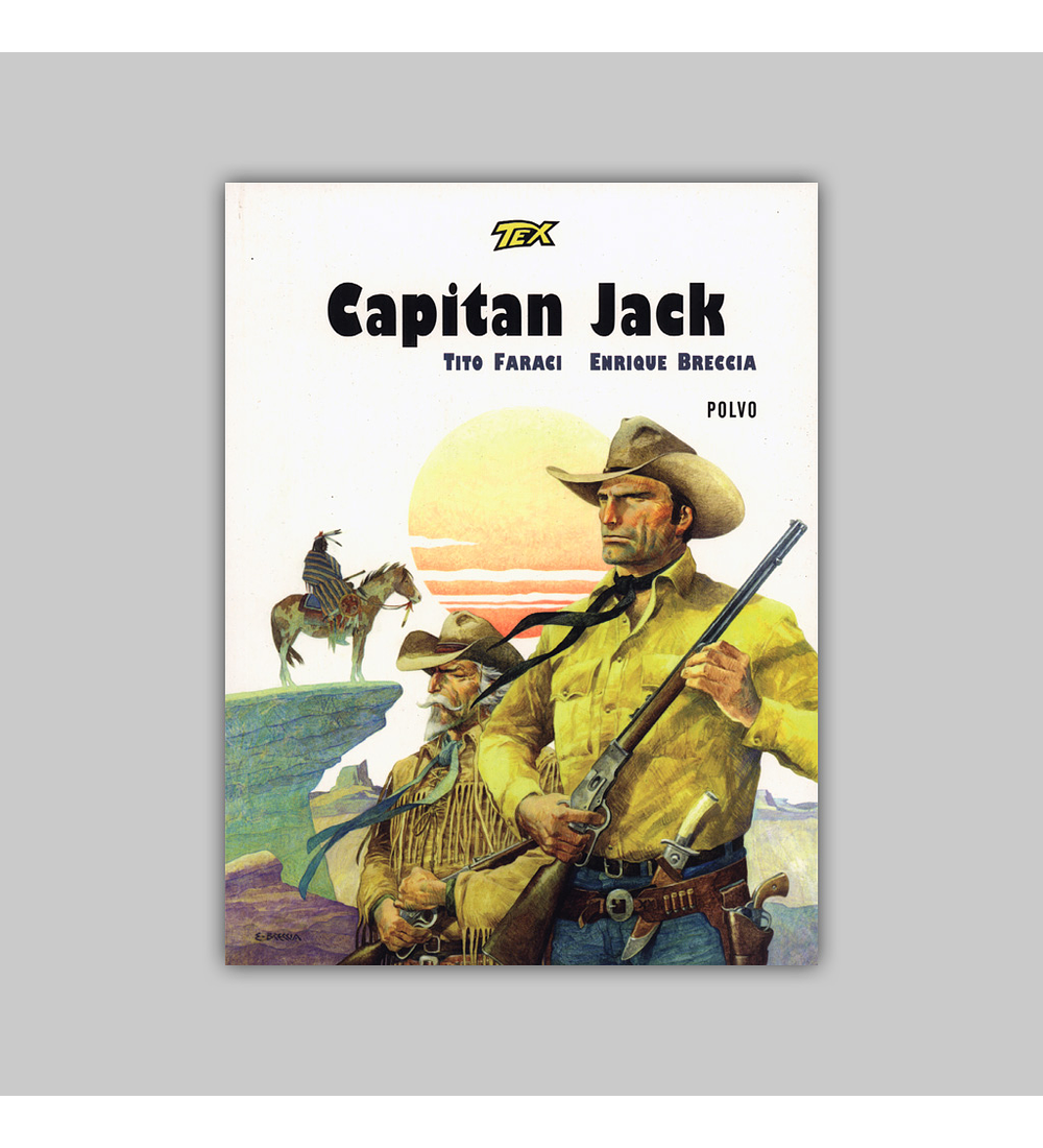 Tex Vol. 05: Capitan Jack 2018