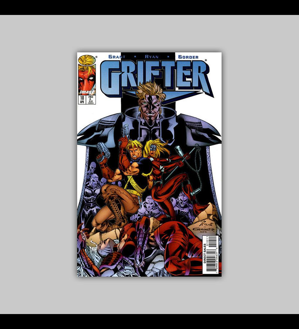 Grifter (Vol. 2) 10 1997
