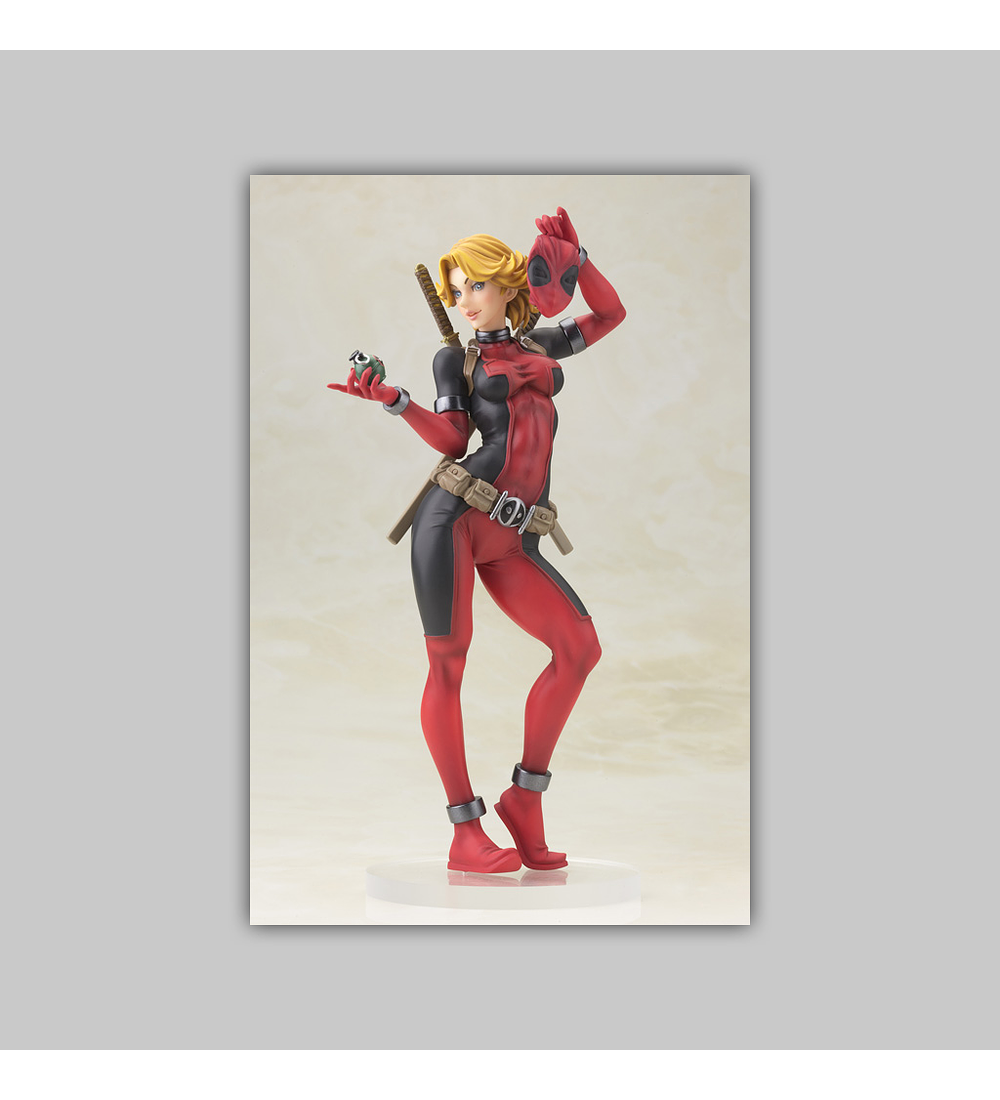 Marvel Bishoujo Statue: Lady Deadpool 2015