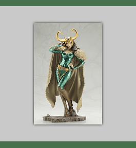 Marvel Bishoujo: Loki Statue 2016