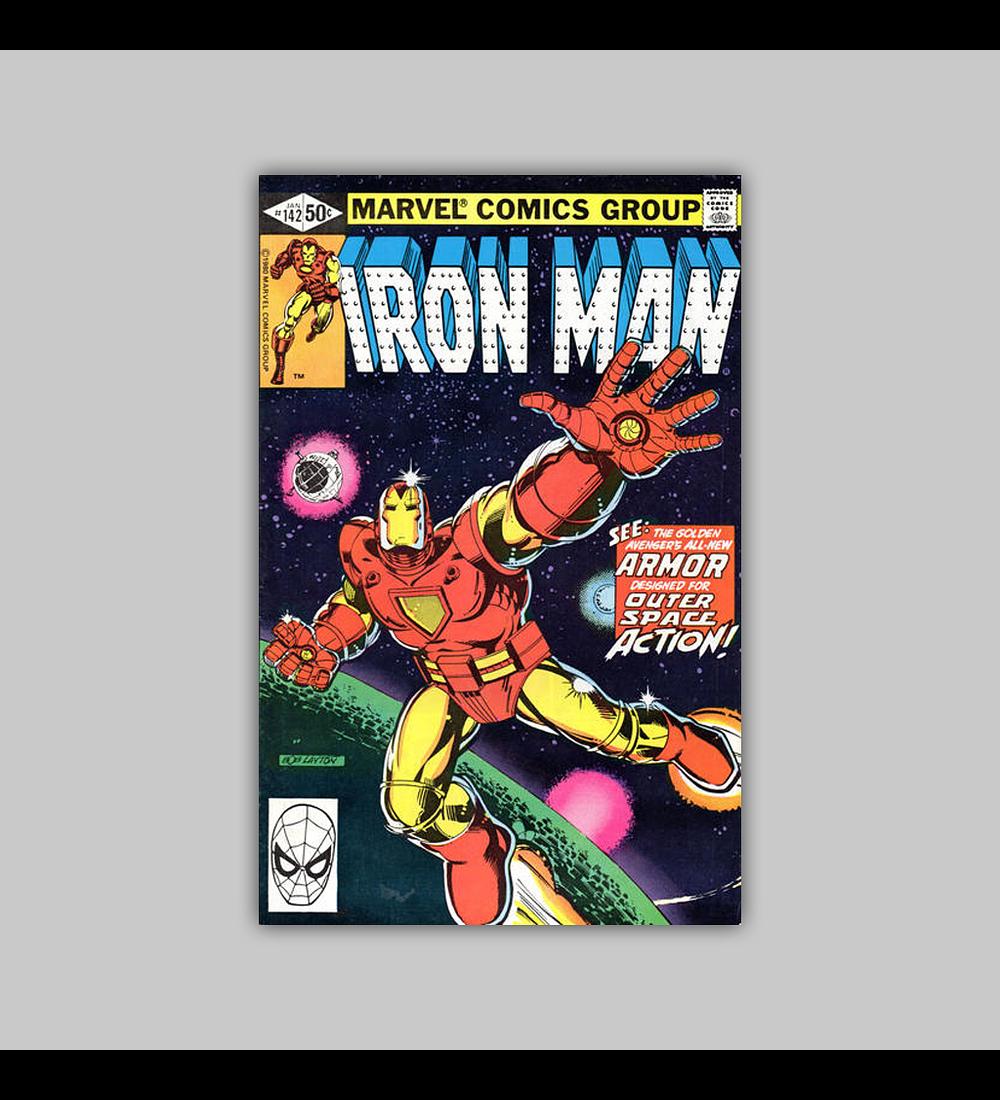 Iron Man 142 1981