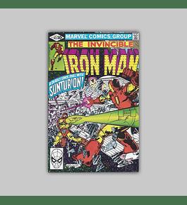 Iron Man 143 1981