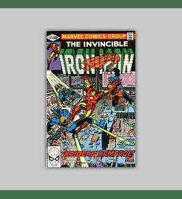 Iron Man 145 1981