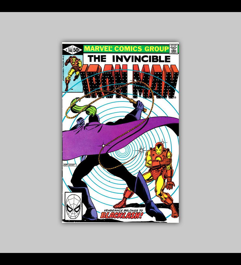 Iron Man 146 1981