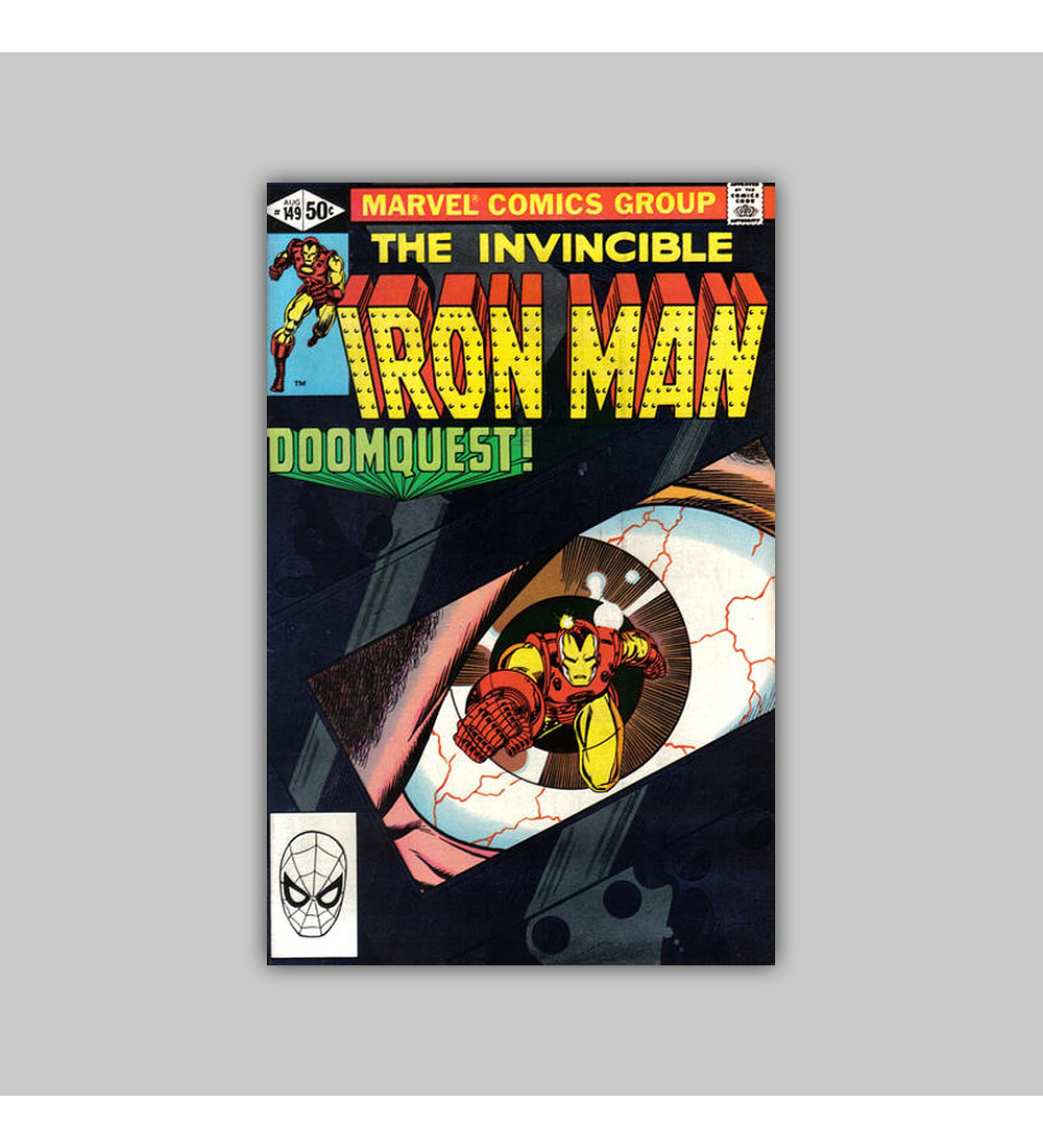 Iron Man 149 1981