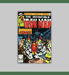 Iron Man 148 1981