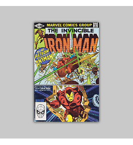 Iron Man 151 1981