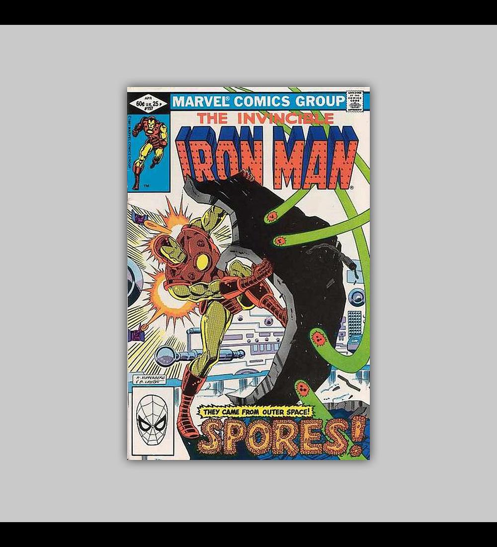 Iron Man 157 1982