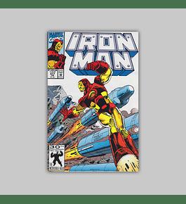 Iron Man 277 FN (6.0) 1992