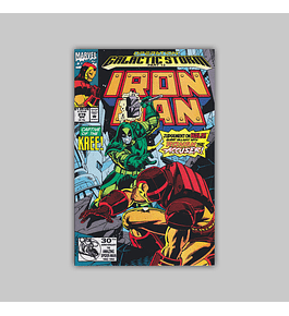 Iron Man 279 1992