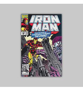 Iron Man 280 1992