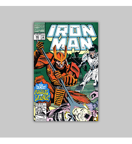 Iron Man 281 1992