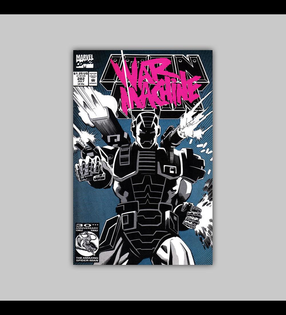 Iron Man 282 1992