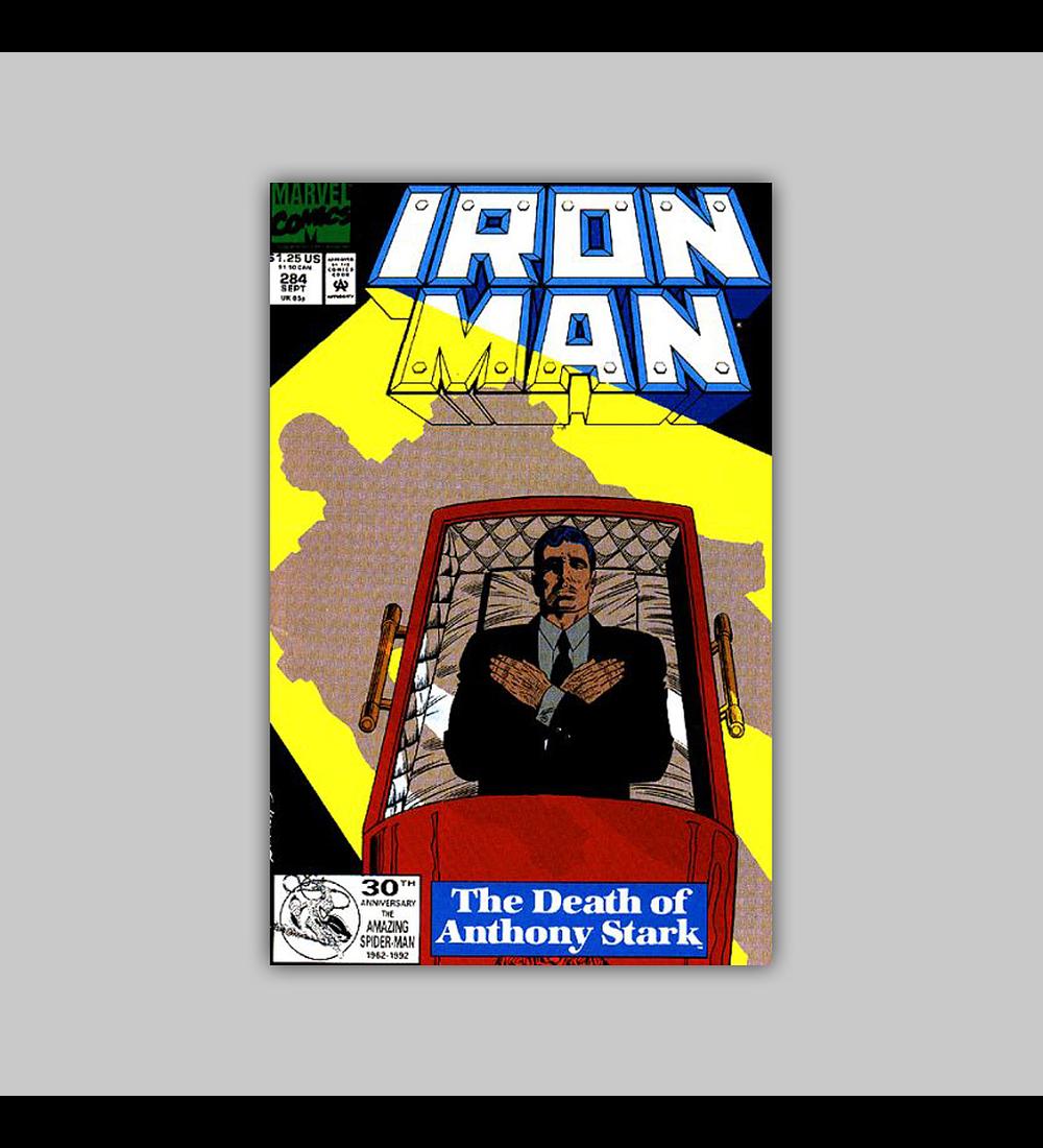Iron Man 284 1992