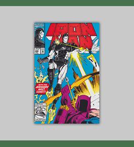 Iron Man 286 1992