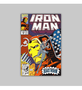 Iron Man 276 1992