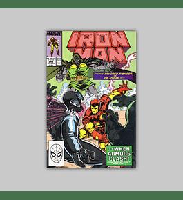 Iron Man 249 1989
