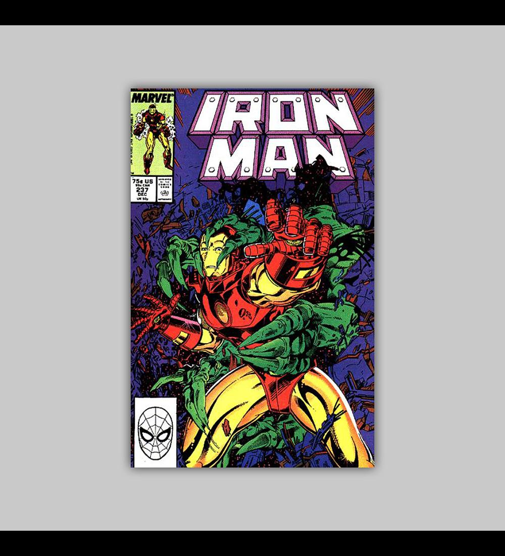 Iron Man 237 1988