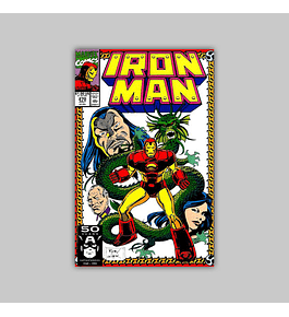 Iron Man 270 FN/VN (7.0) 1991
