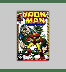 Iron Man 270 FN/VN (7.0) 1991