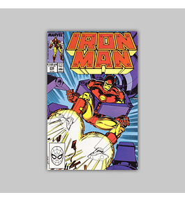 Iron Man 246 1989